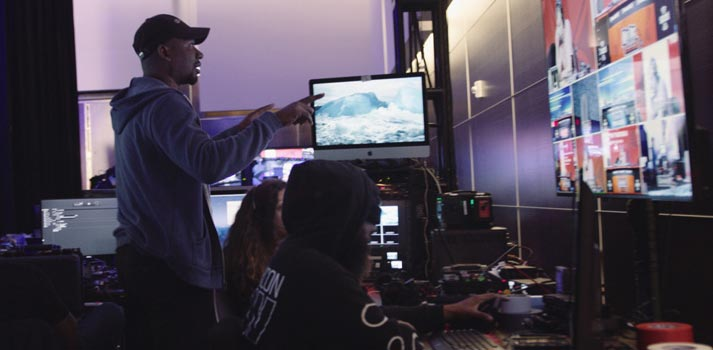 Sirius XM Capture video broadcasting producer