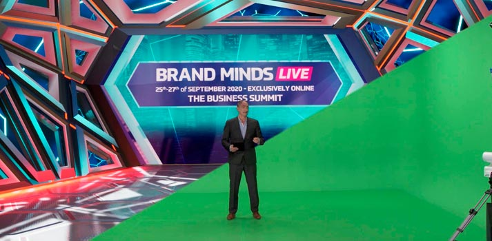 Live virtual stage delivered with Reality Engiine powered solutions
