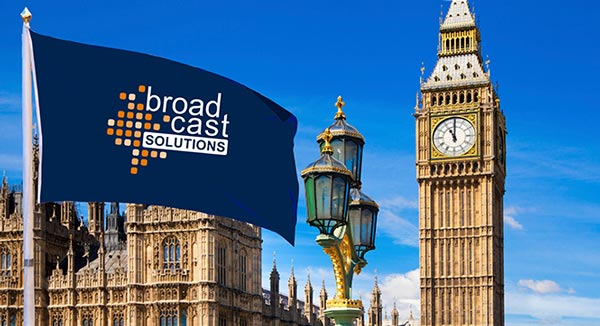 Broadcast Solutions announce its UK Division