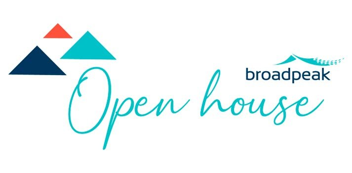 Open house event promoted by Broadpeak
