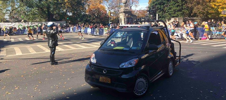 CP Communications, NYC Marathon