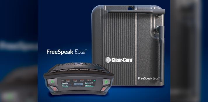 Solución FreeSpeak Edge de Clear-Com