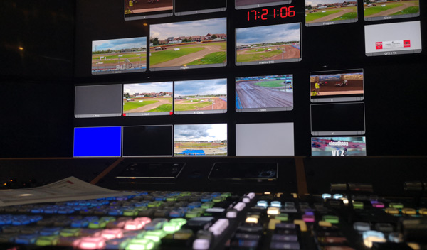 Axon technology implemented in an UHD IP OB Truck of Cloudbass