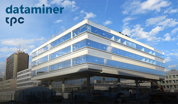 TPC has deployed Dataminer technology at its new builiding