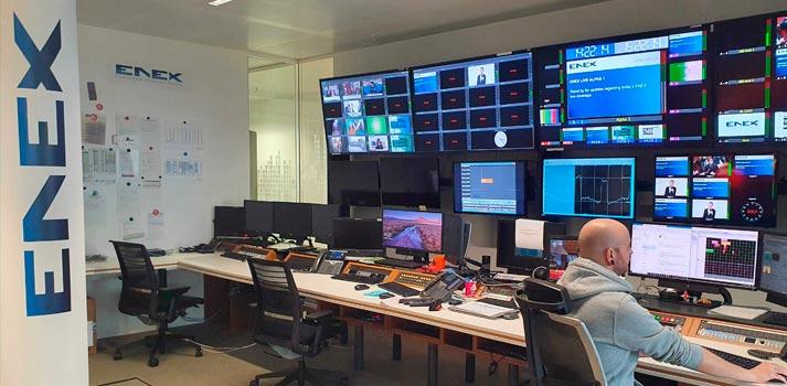 Facilities of ENEX - European News Exchange