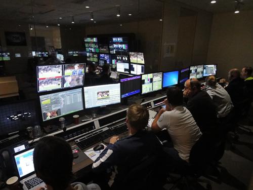 EVS in Fox Sports TM Broadcast Magazine