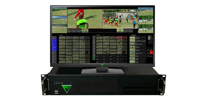 Envivo Replay system and User Interface