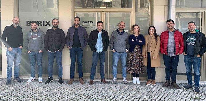 Barix facilities at Aveiro (Portugal)