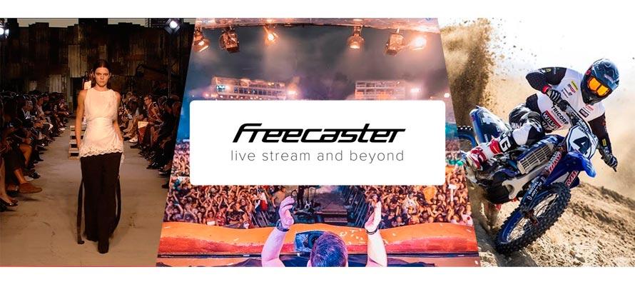 Freecaster, BCE
