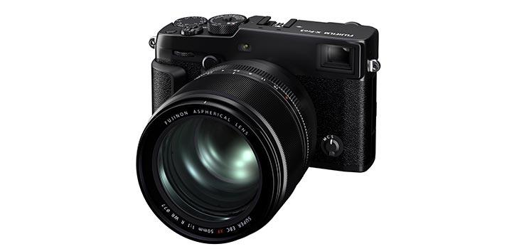 Fujinon XF50mm F1.0 on a Fujifilm X