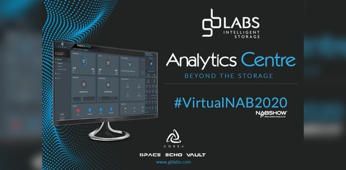 GB Labs Analytics Centre at VirtualNAB