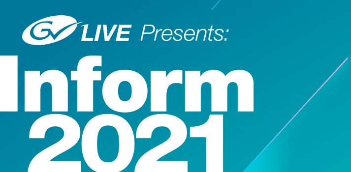 Promo pic of GV Live Presents: Inform 2021