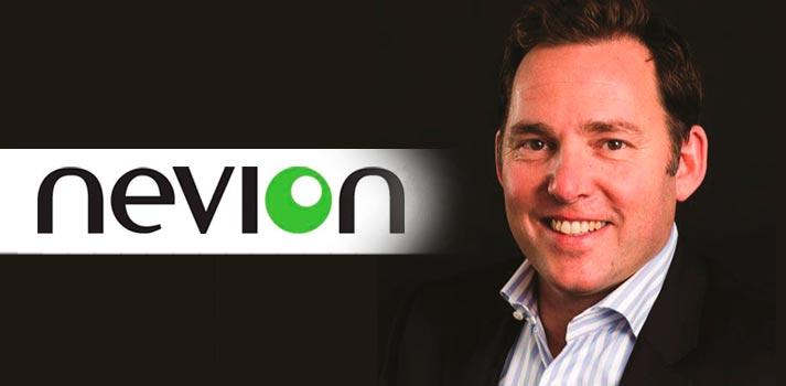 Portrait of Gier Bryn Jensen, CEO of Nevion