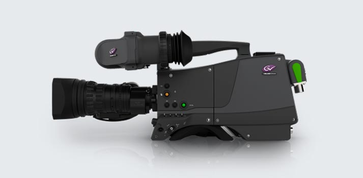 LDX 82 Series camera by Grass Valley