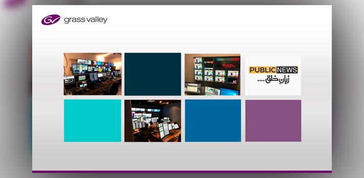 Images of Public News facilities - Grass Valley