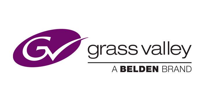 Logo of Grass Valley