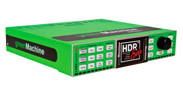 HDR to SDR HDR Evie converter. It is based on greenMachine