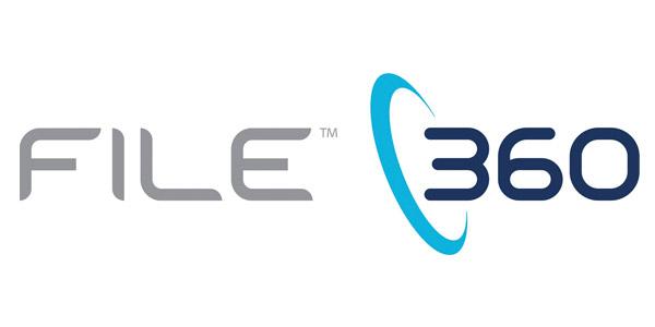 Logo of Harmonic's File360 SaaS