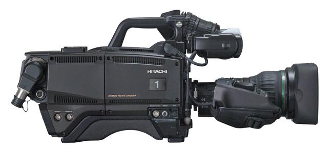 SK-HD1800 is the latest live production camera of Hitachi Kokusai