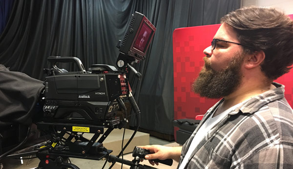 Z-HD5000 camera of Hitachi deployed at Austin Peay State University