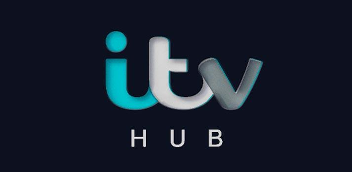 Logo of ITV Hub