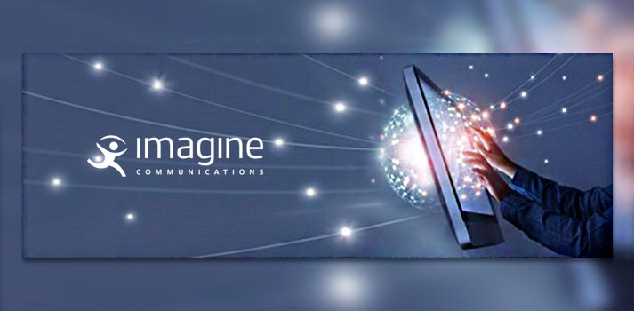 Art of upcoming IP webinar by Imagine Communications