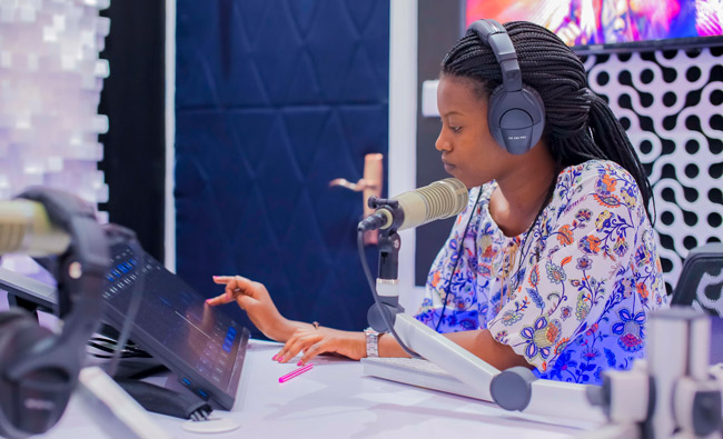 Radio system by Lawo deployed at KISS FM Rwanda