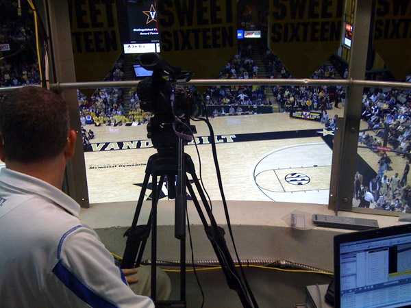 University of Kentucky (UK) Wildcats games recorded with a Matrox Monarch HDX