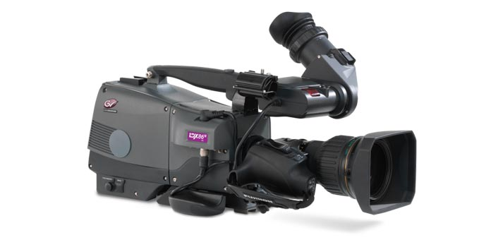 Camera system by Grass Valley (LDX86-N) integrated in 7 Production latest UHD OB Truck