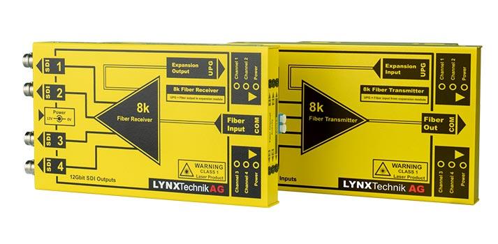 OTR 1A41 yellowbrik LYNX Technik solution 8K compatible