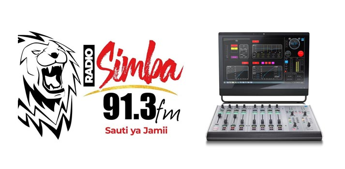 Mixing console by Lawo (Crystal) has been integrated at Kenya's radio Simba