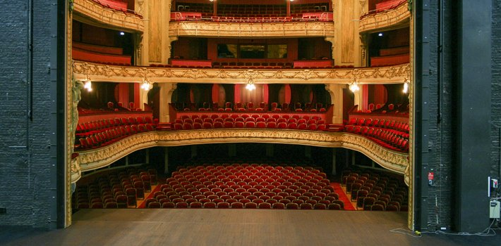 The Opéra de Lille main stage