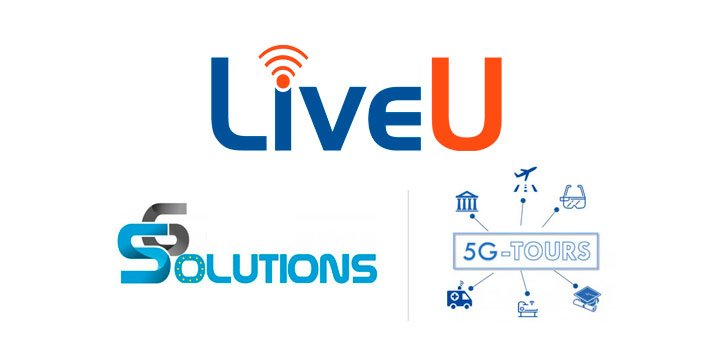 5G Solutions and 5G Tours projects in which LiveU is taking part
