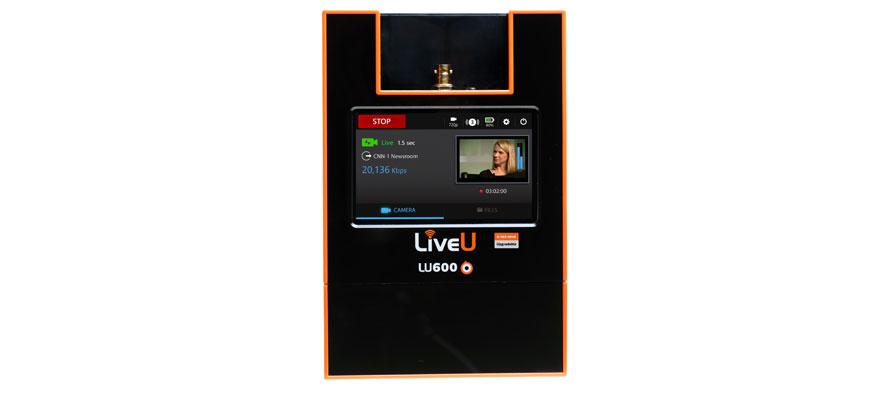 LiveU, LU600, NRK, broadcast, broadcasting magazine