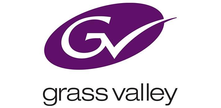 Logo of Grass Valley (2020)