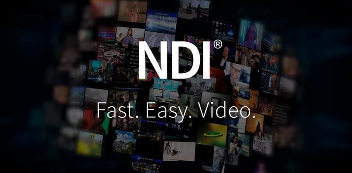 Logo of NDI technology