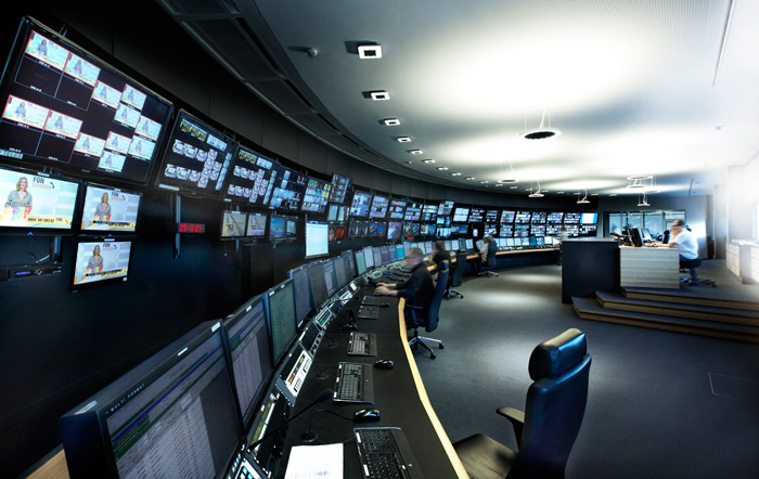 Sky Deutschland playout center powered by MX1