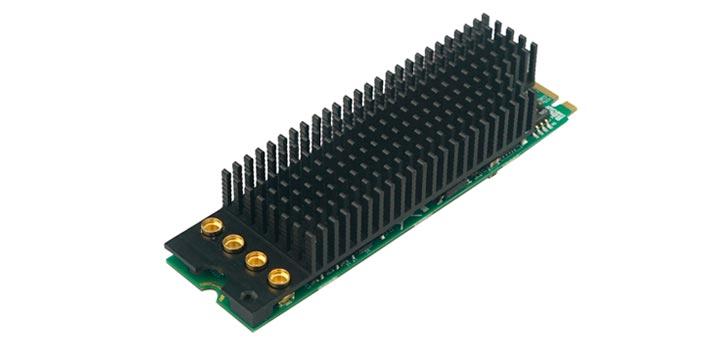 Magewell's latest Eco Capture card: QL SDI 4K M.2