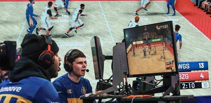 NBA 2K League match