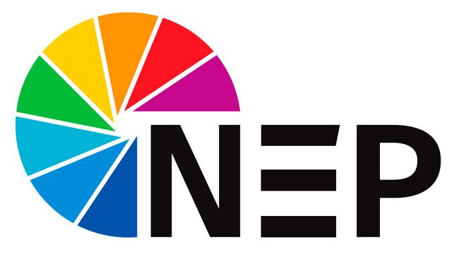 Logo of NEP Group