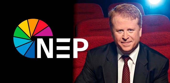 Brian Sullivan portrait - NEP Group CEO