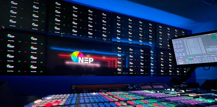 NEP inaugurates a new production centre in London