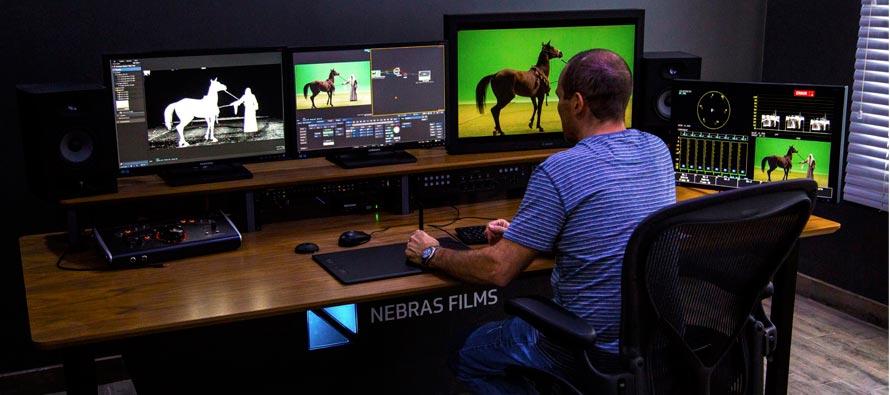 Nebras Film, Leader LV7770