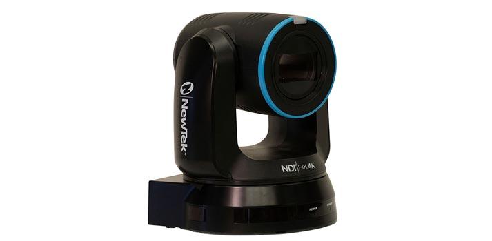 NDI-powered NewTek's PTZUHD Camera