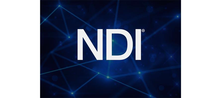 NewTek, NDI, ISE 2109