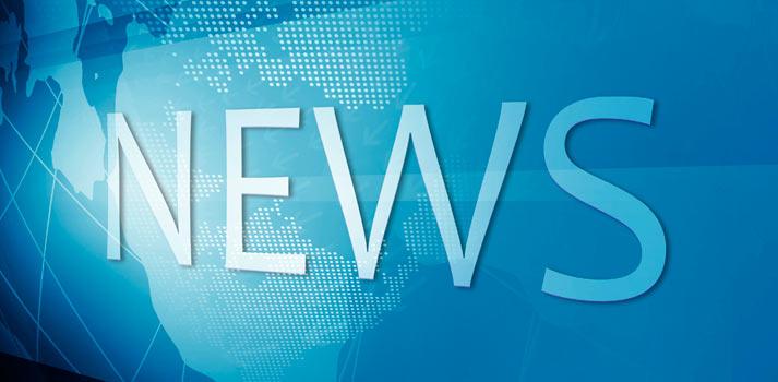 Newsroom stock image