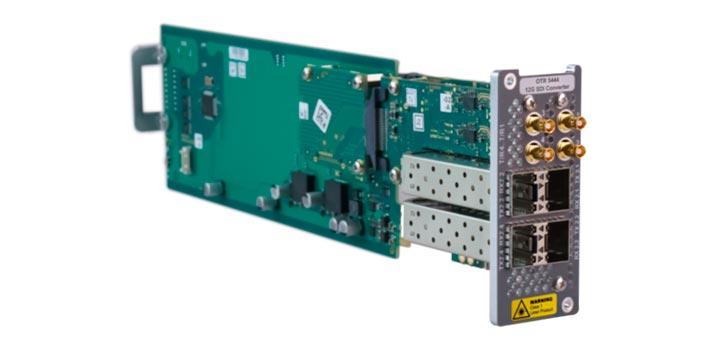 Series 5000 card OTR 5444 by Lynx Technik