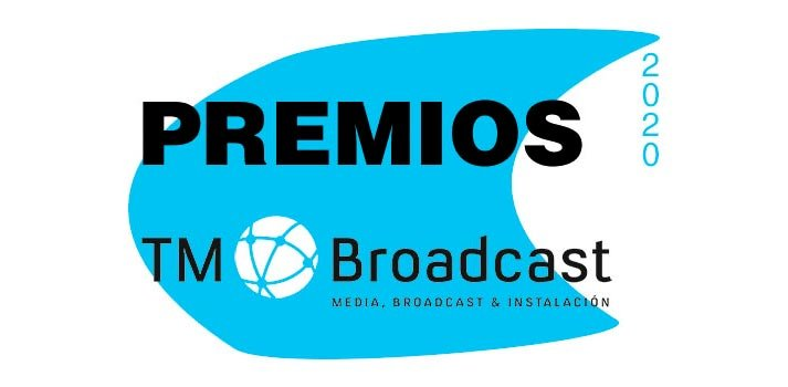 TM Broadcast 2020 awards