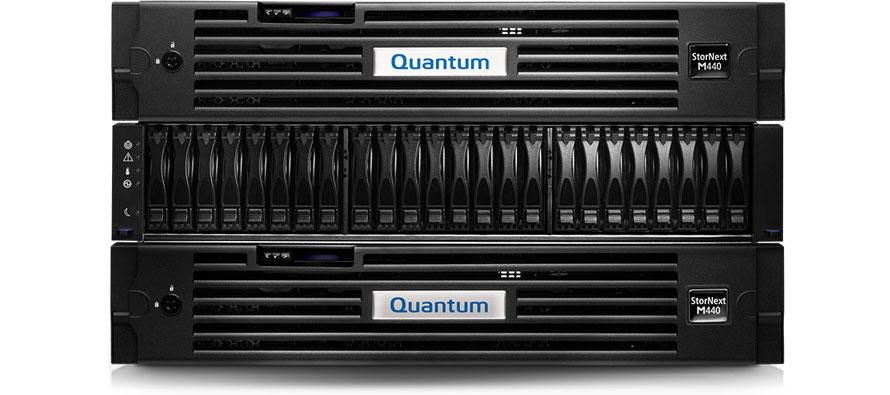Quantum, StorNext, broadcast, broadcasting magazine