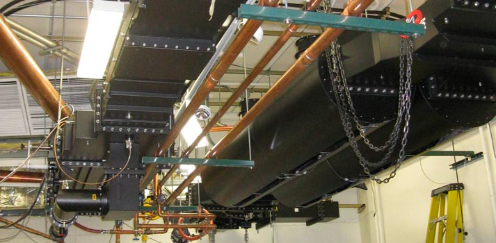 RF Filter instalation by Dielectric in Ohio